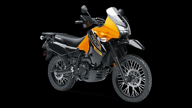 2018 KLR™650 by Kawasaki