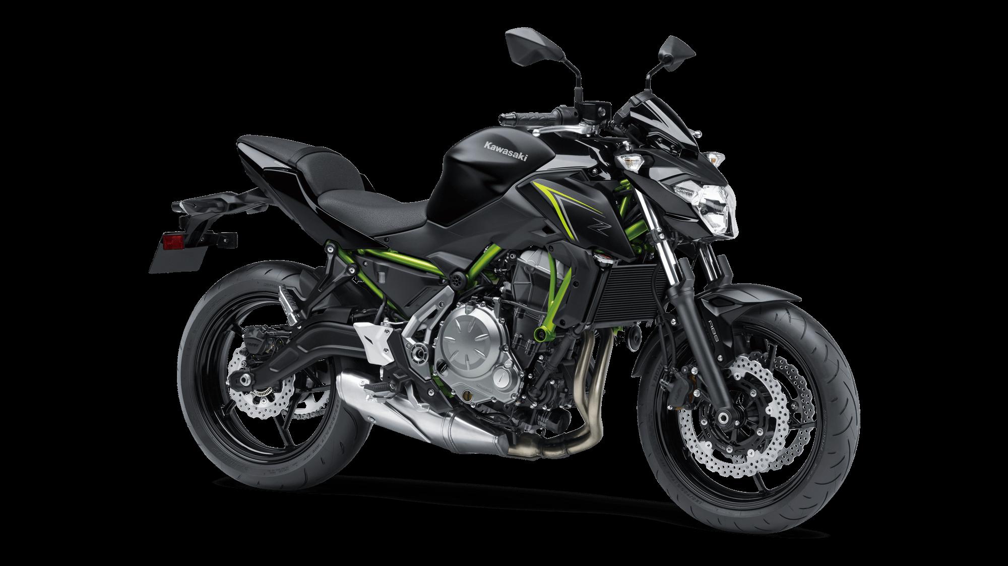 2018 Z650 ABS Z Motorcycle By Kawasaki