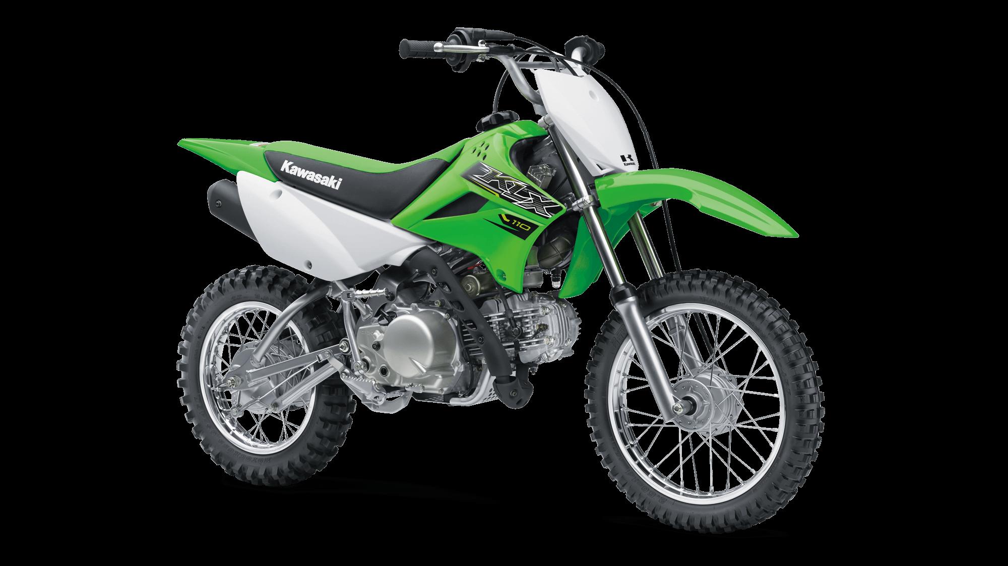 2019 KLX®110 KLR™/KLX® Motorcycle by Kawasaki
