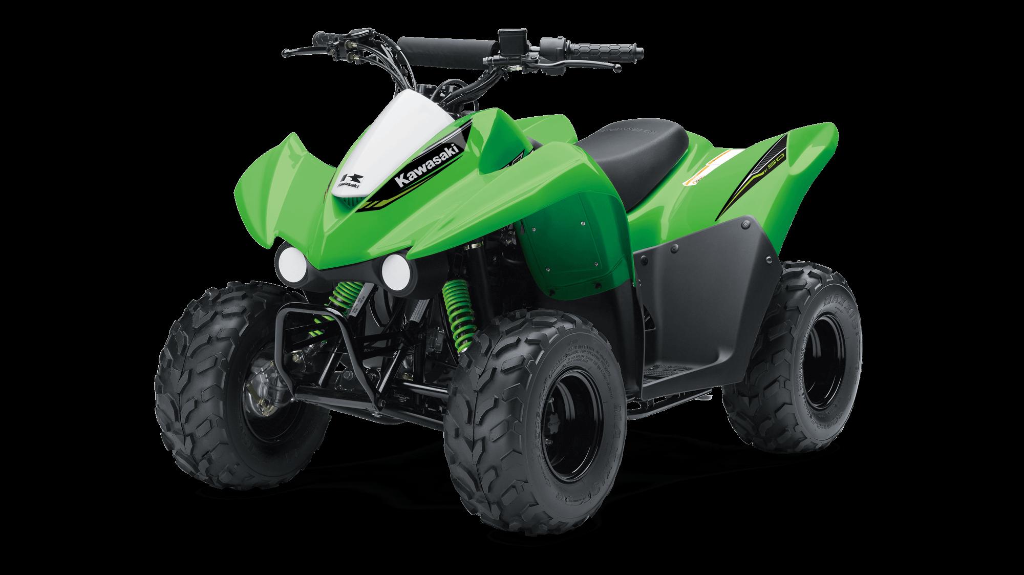 2019 KFX®50 Youth ATV by Kawasaki