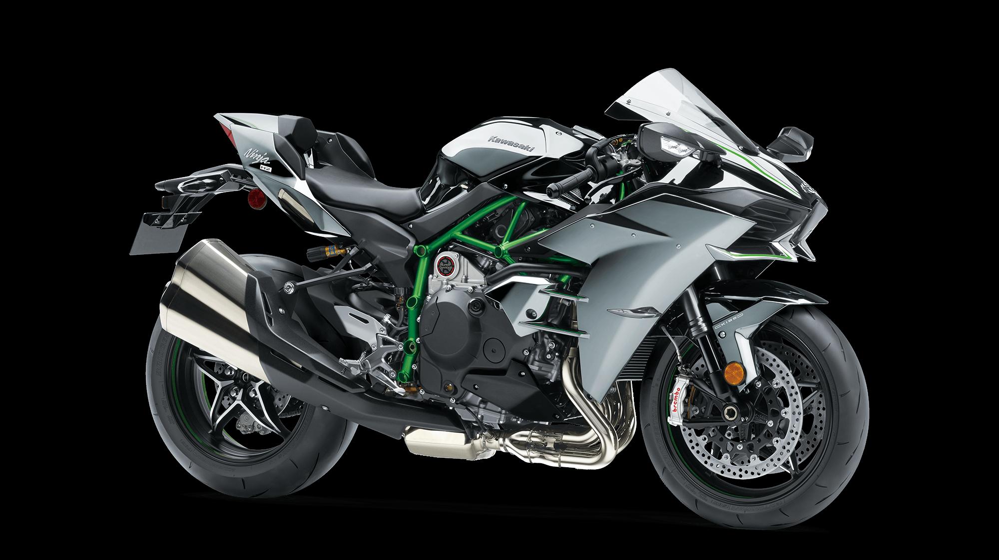 2019 Ninja H2 Ninja Motorcycle By Kawasaki