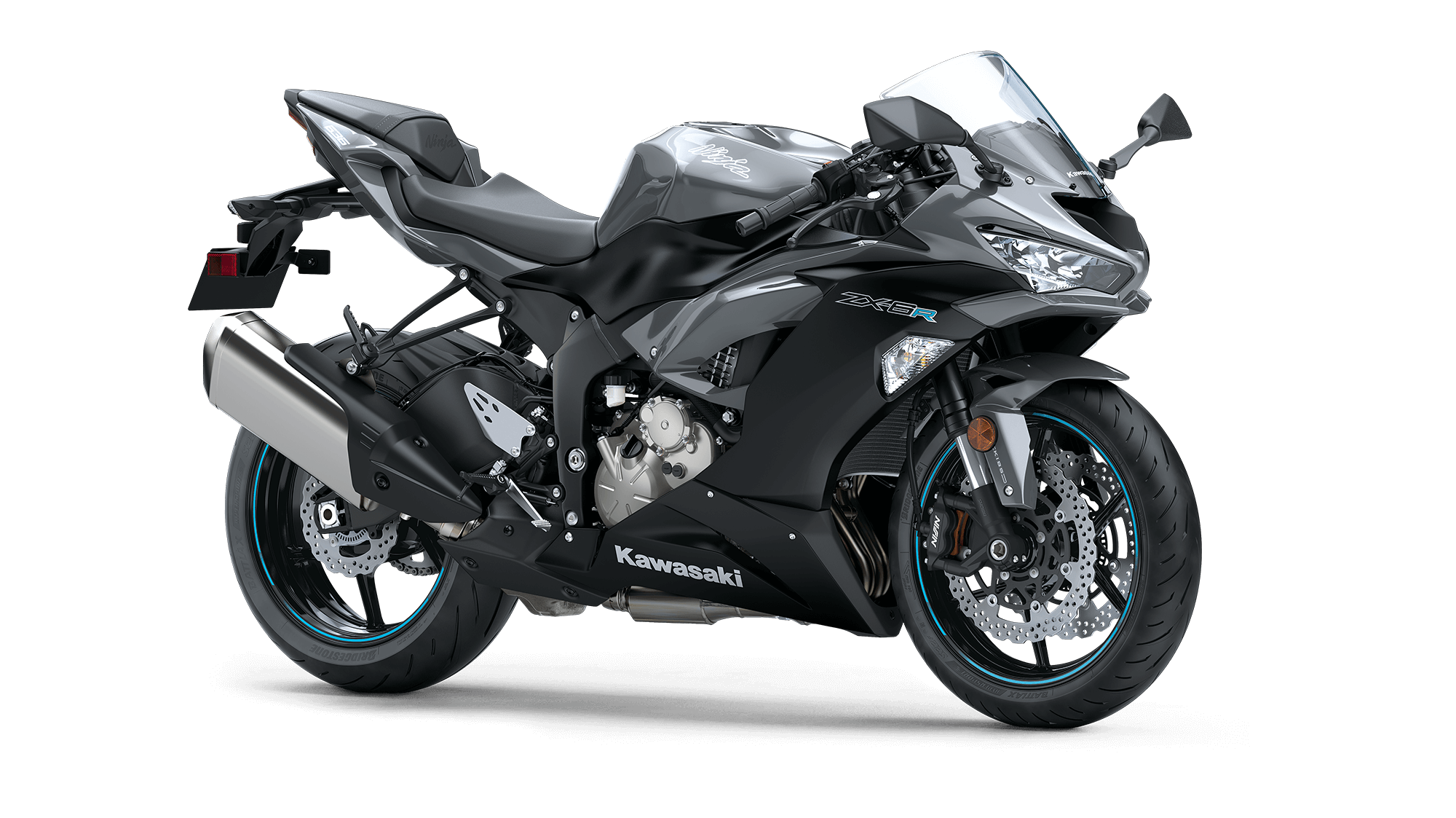 ALL-NEW 2019 NINJA® ZX™-6R ABS*