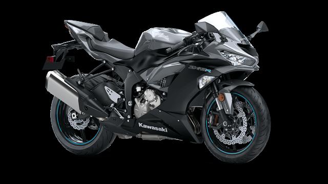 2019 Ninja Zx 6r Abs By Kawasaki