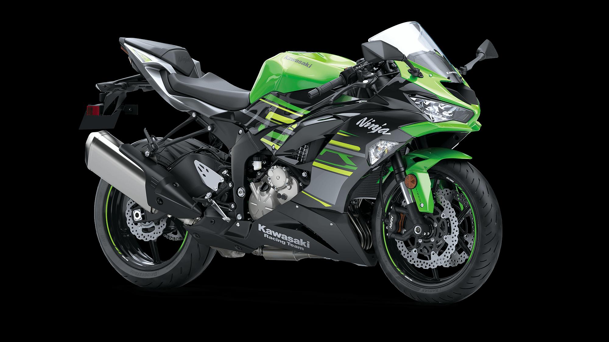 2019 NINJA® ZX™-6R ABS KRT EDITION NINJA® Motorcycle by Kawasaki