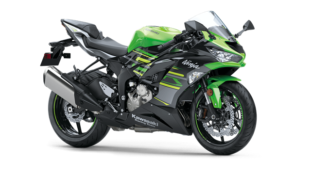 2019 Ninja Zx 6r Abs Krt Edition By Kawasaki