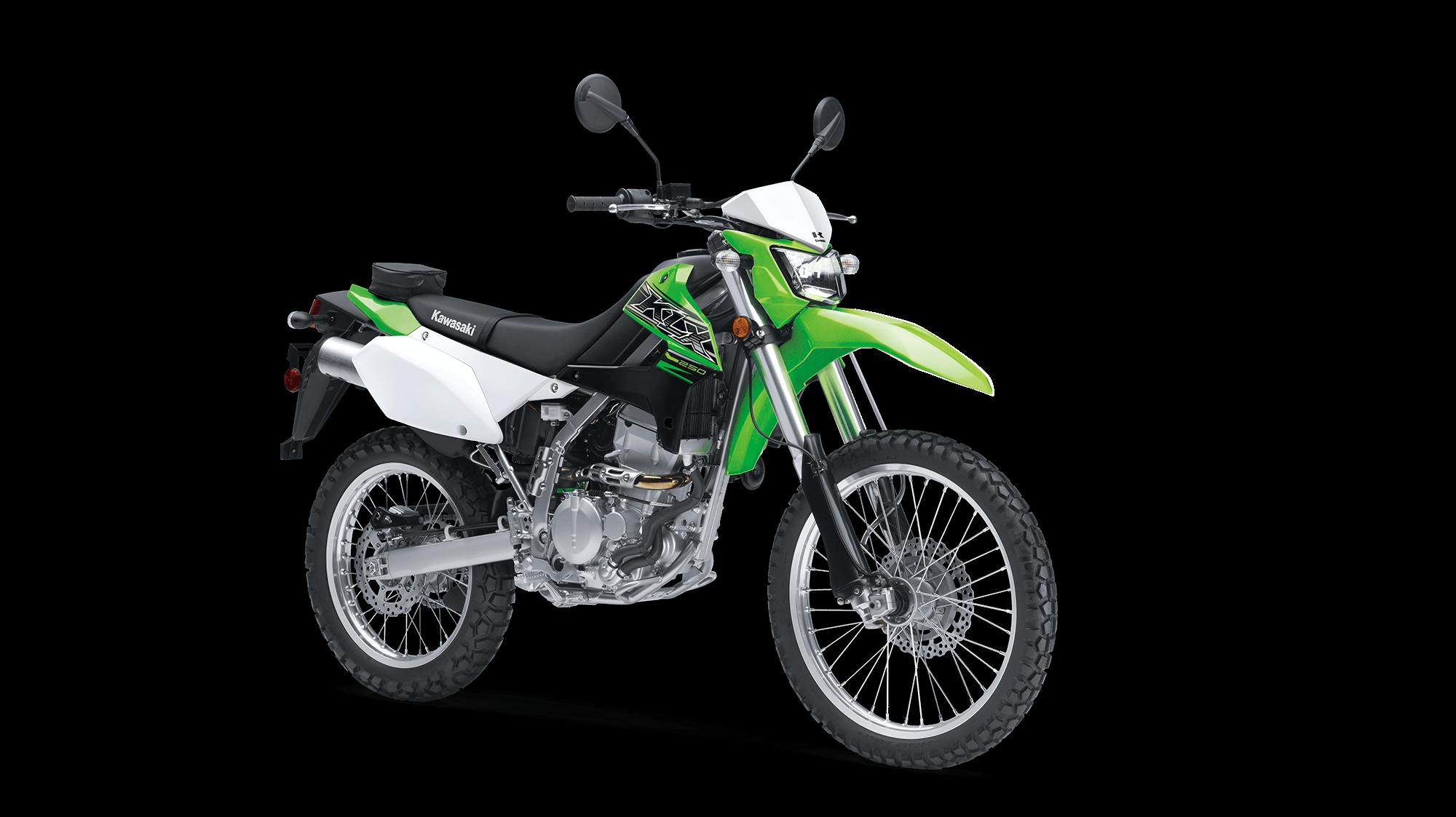 2019 KLX®250 KLR™/KLX® Motorcycle by Kawasaki