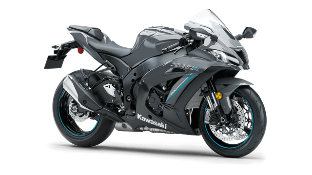 2019 NINJA® ZX™-10R ABS by Kawasaki on