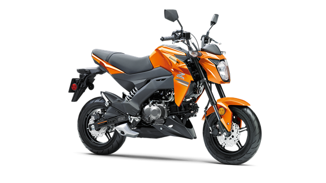 2017 Kawasaki Z125 Pro >> 2019 Z125 Pro By Kawasaki