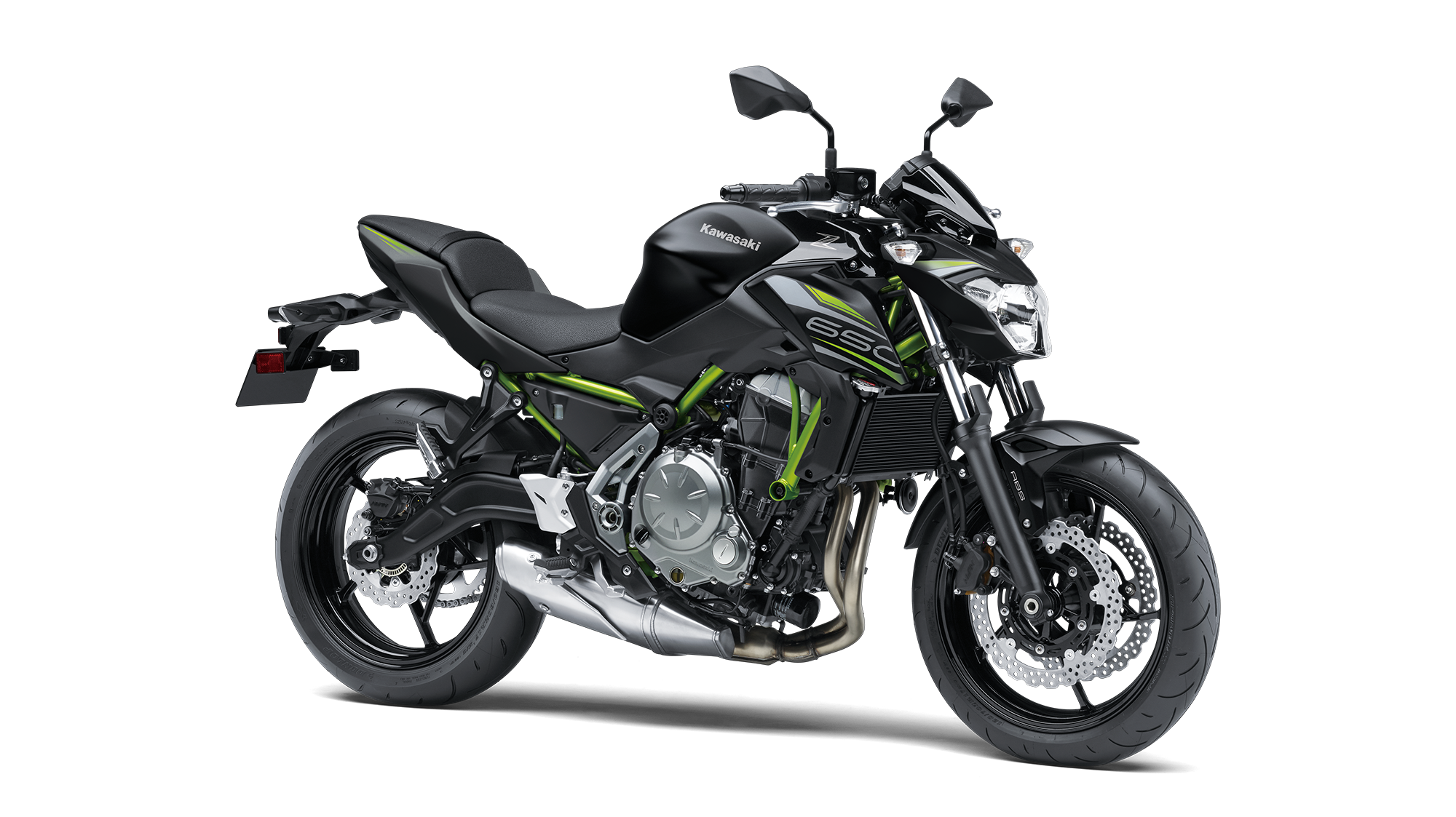 2019 Z650 ABS Z Motorcycle by Kawasaki