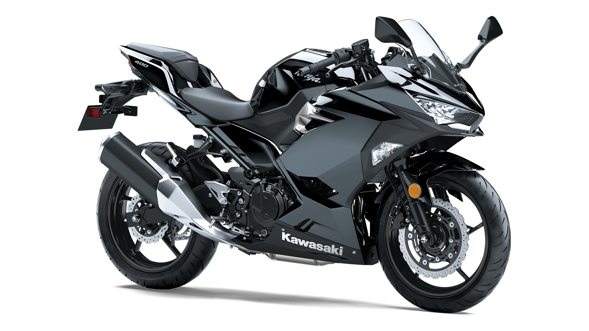 2019 Ninja 400 Abs Ninja Motorcycle By Kawasaki
