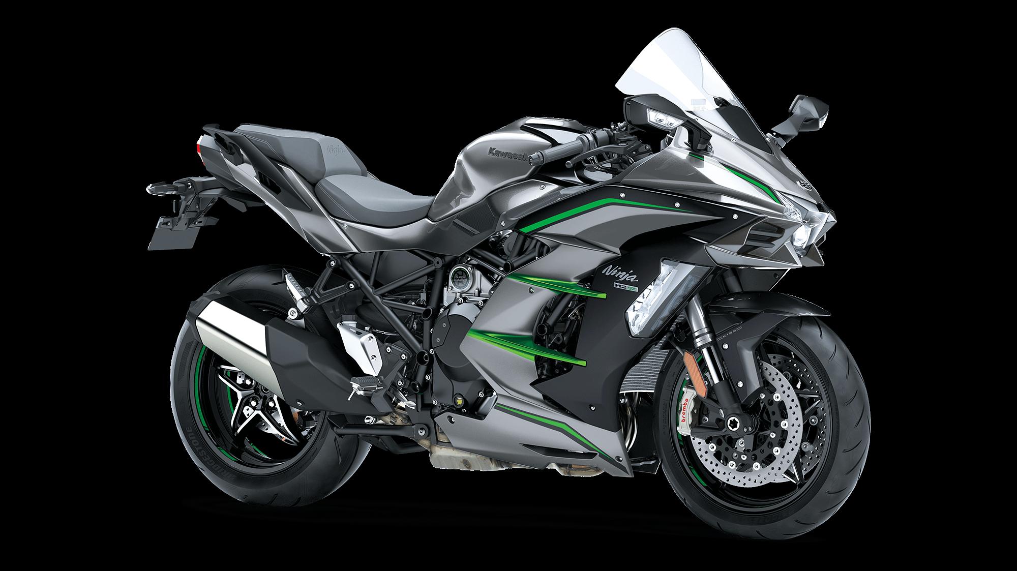 2019 Ninja H2 Sx Se Ninja Motorcycle By Kawasaki