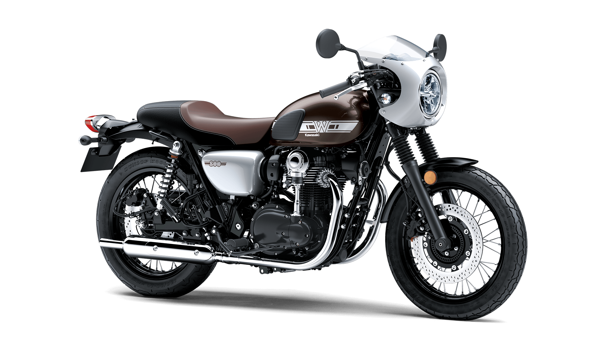 2019 W800 CAFE W Motorcycle By Kawasaki