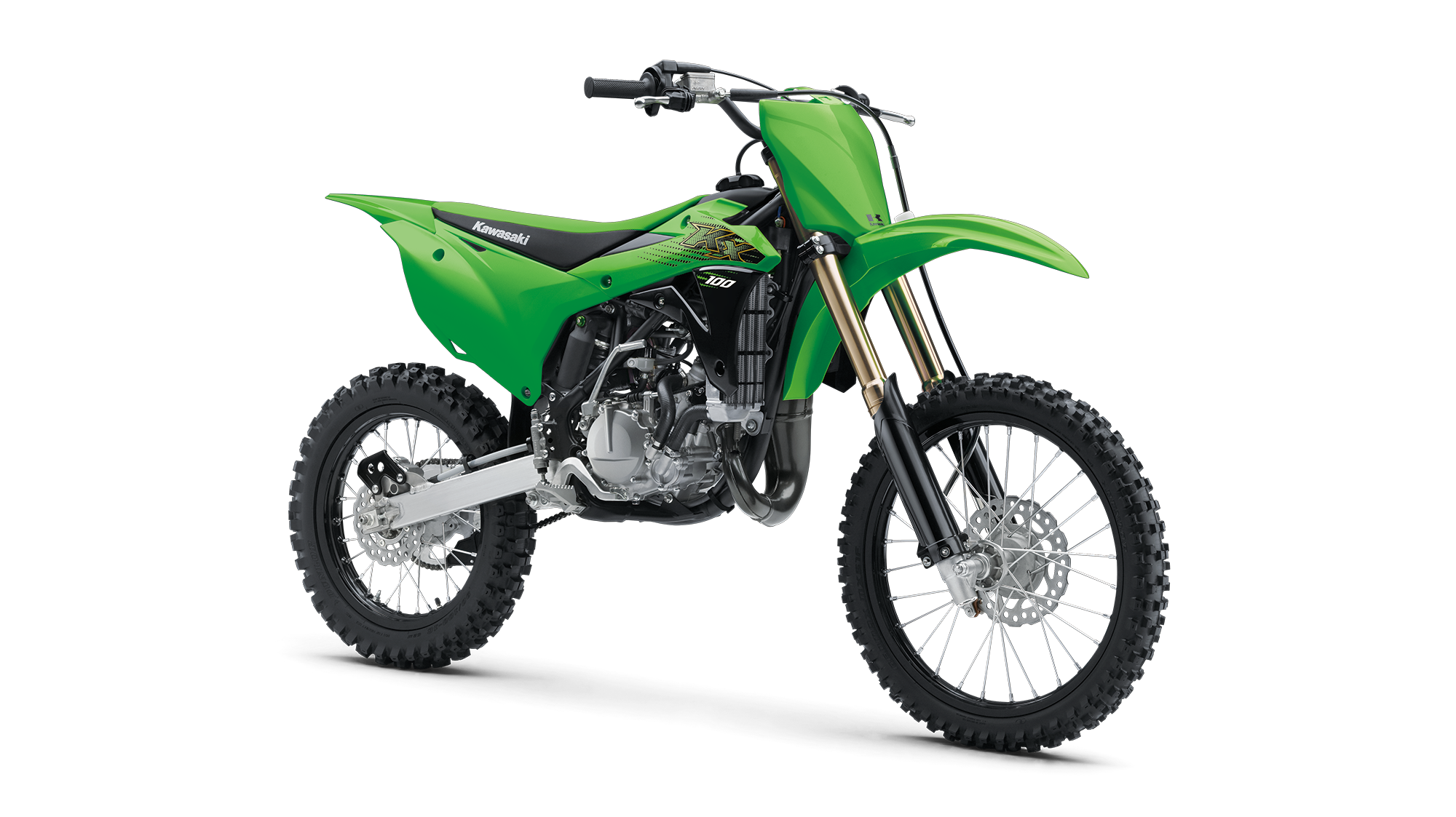 2020 KX™100 KX™ Motorcycle by Kawasaki