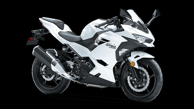 2020 NINJA® 400 ABS by Kawasaki on
