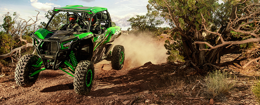 Teryx® Accessory Packages