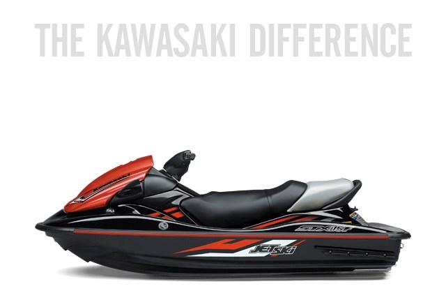 2018 JET SKI® STX®-15F by Kawasaki