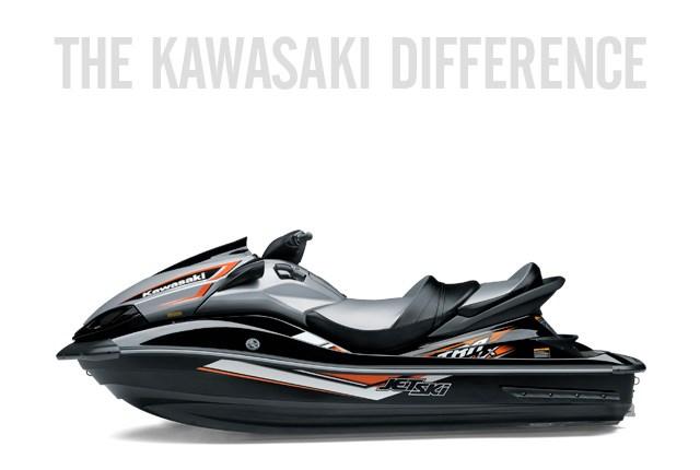 2018 JET SKI® ULTRA® LX by Kawasaki