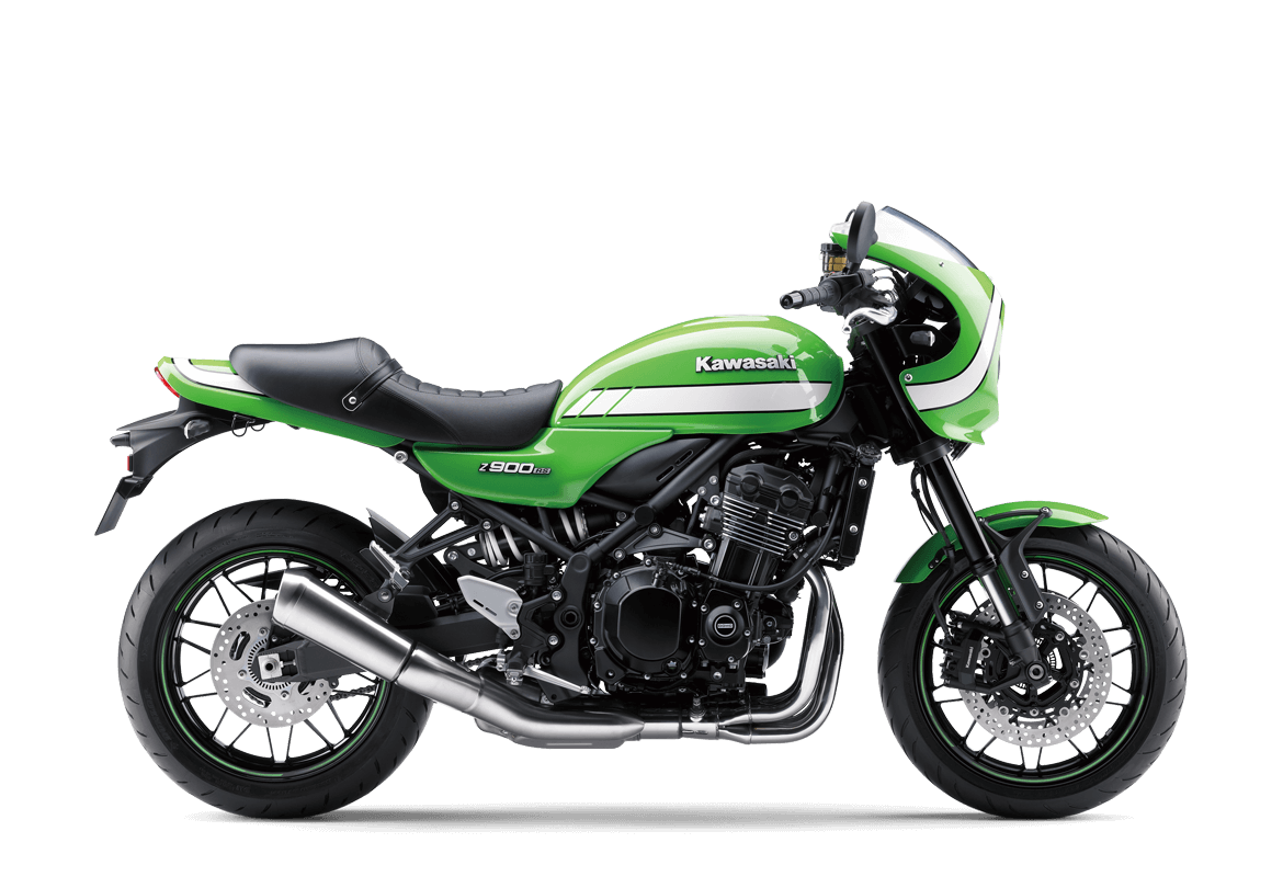 ALL-NEW Z900RS CAFE