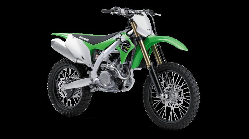 ALL-NEW KX™450