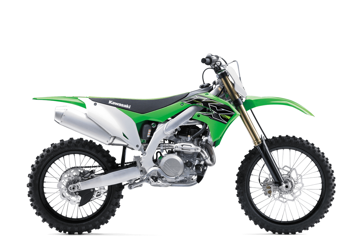 The Latest From Kawasaki