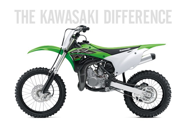 2019 KX™100 by Kawasaki