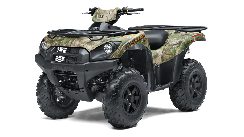 BRUTE FORCE® 750 4x4i EPS CAMO
