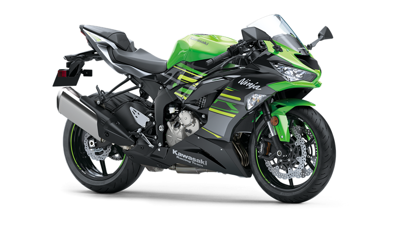 ALL-NEW NINJA® ZX™-6R ABS KRT EDITION