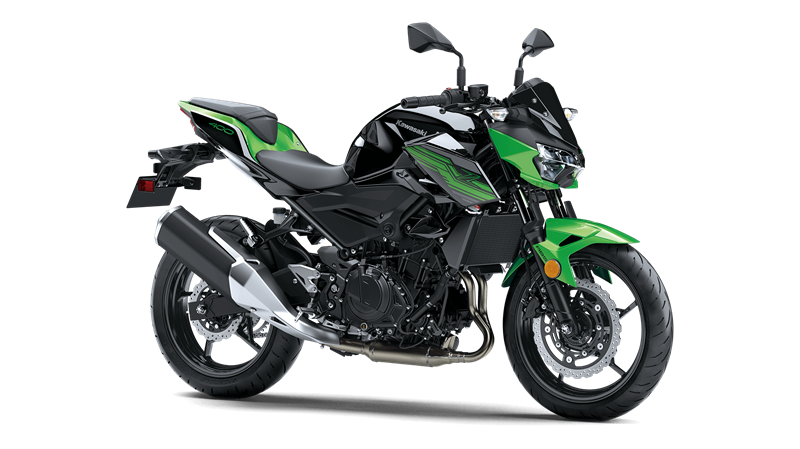 ALL-NEW Z400 ABS