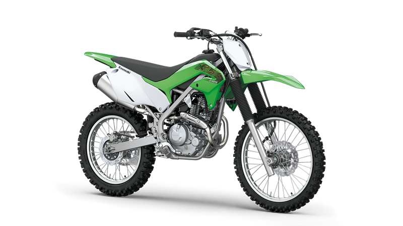 ALL-NEW KLX®230R
