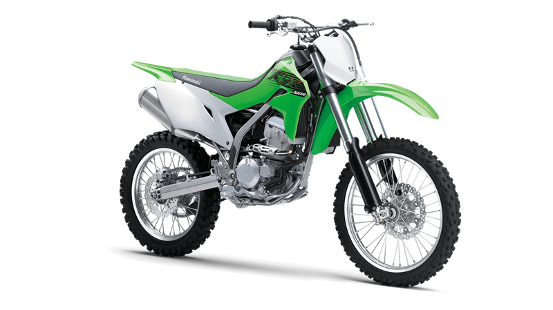 ALL-NEW KLX®300R