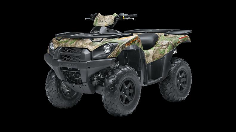 BRUTE FORCE® 750 4x4i EPS CAMO