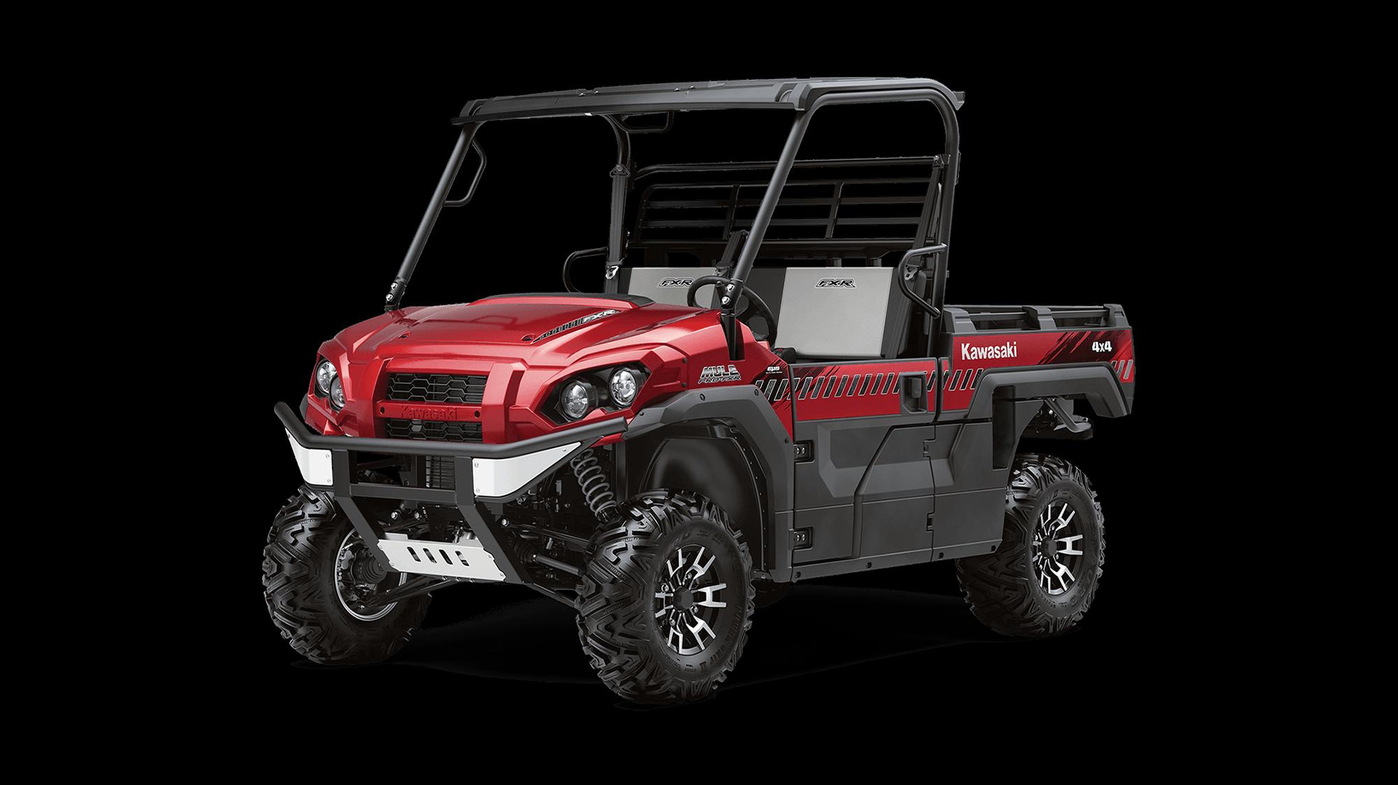 Kawasaki Mule Pro FXR