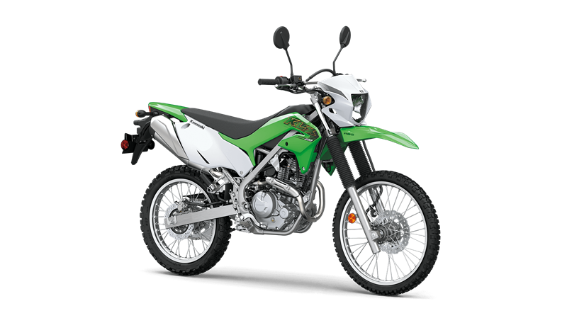 ALL-NEW KLX®230 ABS