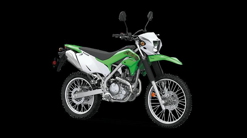 ALL-NEW KLX®230 ABS