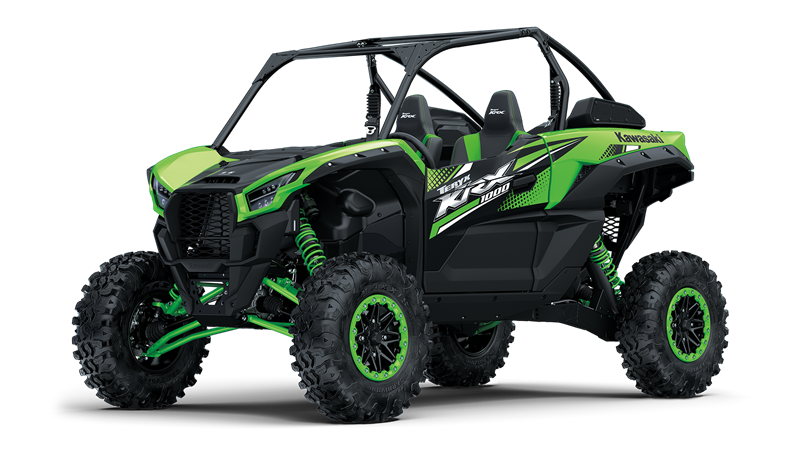 ALL-NEW TERYX® KRX™ 1000