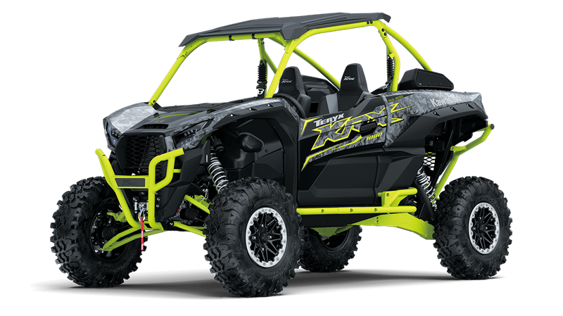 NEW TERYX KRX® 1000 TRAIL EDITION