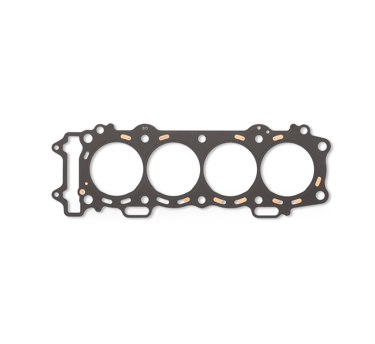 Motorcycle Ninja® ZX™-10R Cylinder Head Gasket, .80mm
