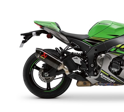 NINJA® ZX™10R ABS Akrapovic Slip-On Exhaust