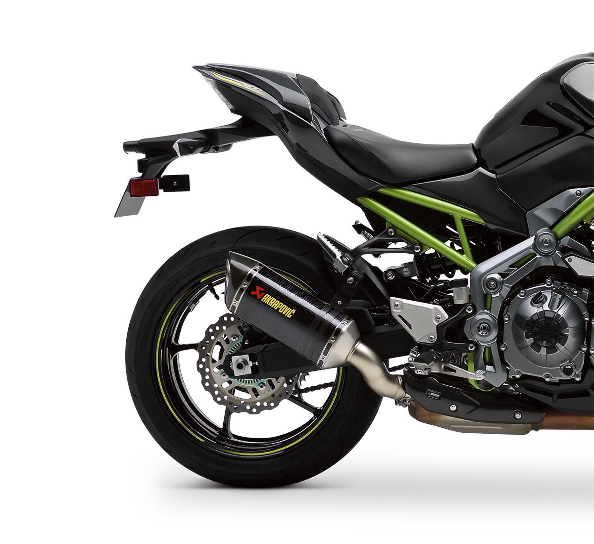 Fonkelnieuw Motorcycle Z900 Akrapovic Slip-On Exhaust BG-56