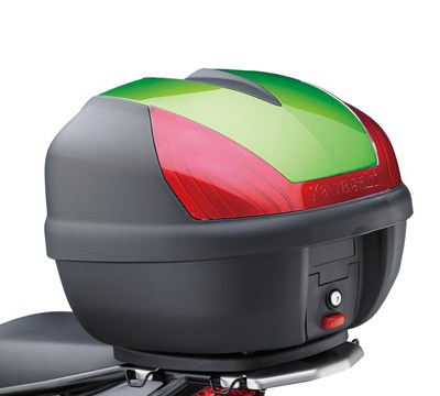 Versys® X 300 ABS 30 Liter Top Case, Color Panel, Candy Lime Green
