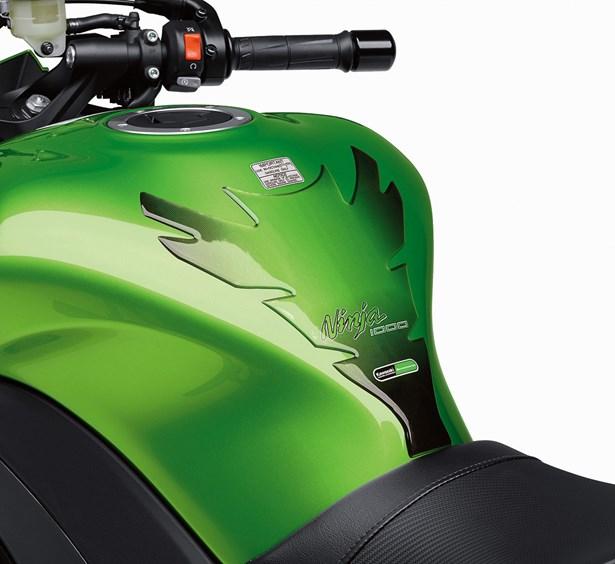 Kawasaki Ninja H Tank Pad