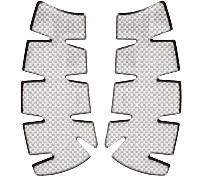 NINJA® ZX™-6R ABS Knee Pad Set, Carbon Print