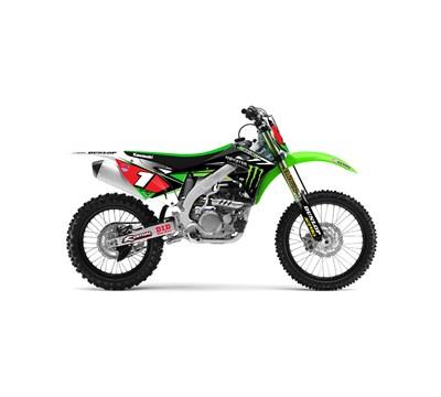 2012 KX™450F Accessories