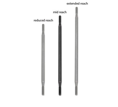 Vulcan® S ABS ERGO-FIT™ Mid Reach Shift Rod
