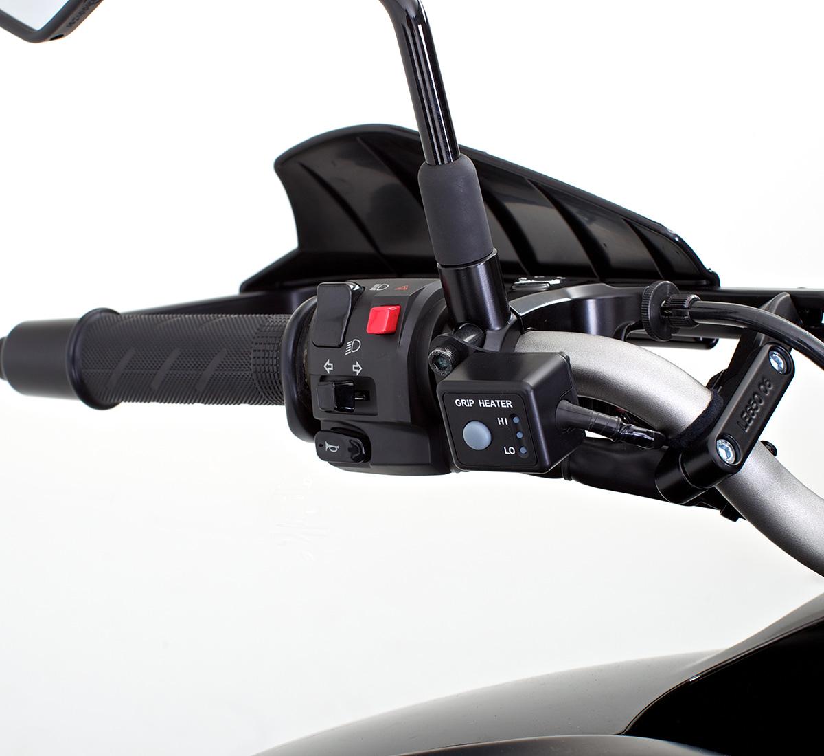 Motorcycle Grip Heater Set