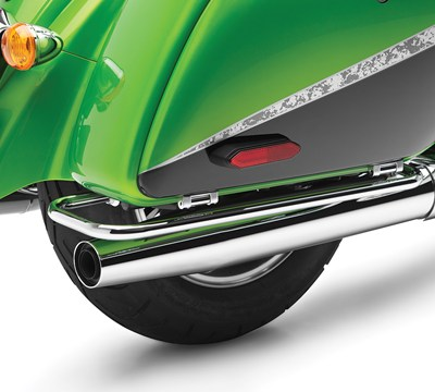Vulcan® 1700 Vaquero® ABS Saddlebag Side Trim Set