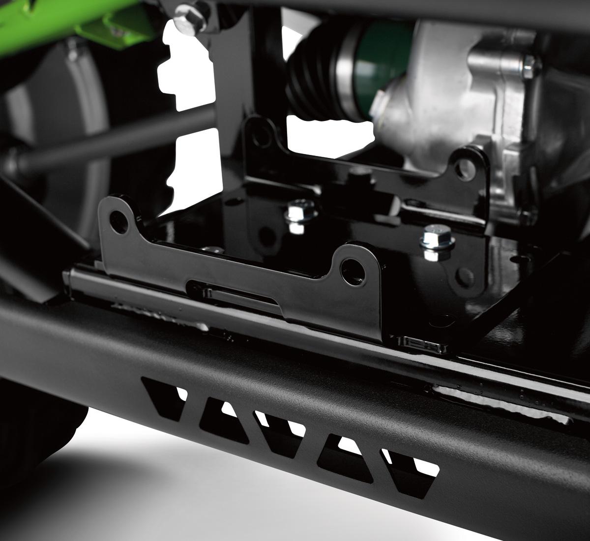 2019 Teryx Le Side X By Kawasaki 2014 Wiring Diagram Winch Mount