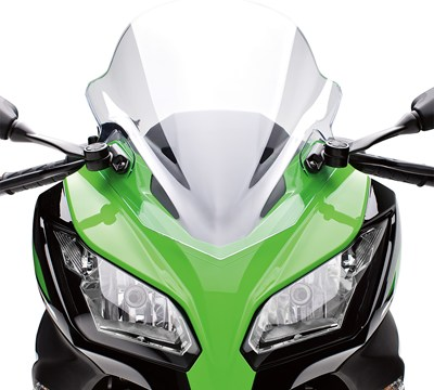 NINJA® 300 ABS Windshield
