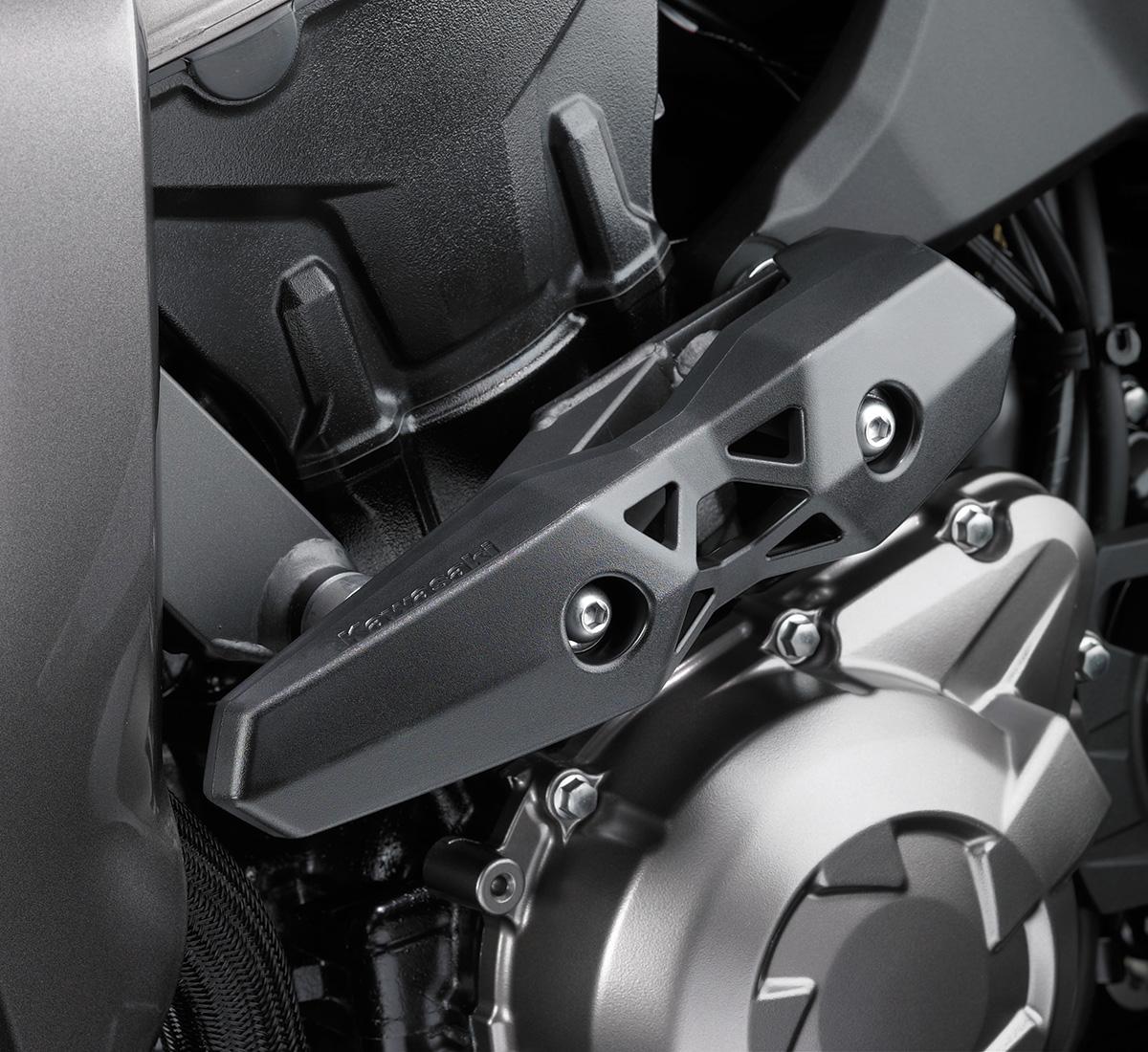 Motorcycle Frame Slider Set