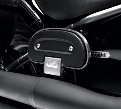 Vulcan® 1700 Vaquero® ABS Passenger Floorboard Set, Black